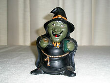 Vintage Porcelain Geerlings Halloween Witch Planter GRHS 1990
