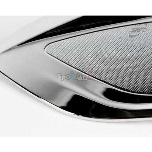 K-031 Car Chrome Fog Lamp Cover Molding for Hyundai ix35//Tucson ix 2010-2013