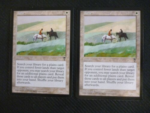 Legacy Modern Commander value Singles #4 Vintage MTG Magic Mega Multilist