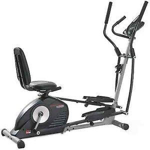 Buy Proform Hybrid Trainer Elliptical Bike Online Ebay
