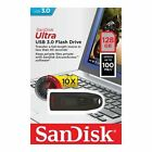 SanDisk Ultra 128GB USB 3.0 Flash Drive Stick Memory