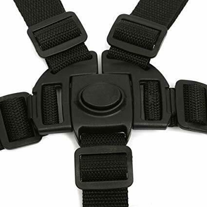 5 Point Clip Buckle Safety Harness Straps Part for Safety 1st Baby Strollers Boy