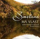 Smetana: M Vlast (CD, Jul-2015, Brilliant Classics)