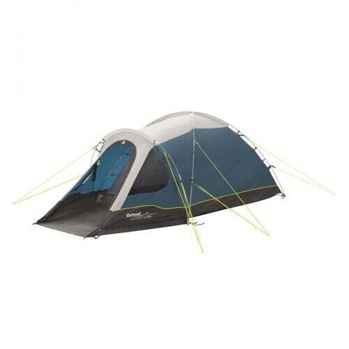 Outwell Cloud 2 tente de camping tente deux-personnes-Tente Outdoor Kuppelzelt 4,5 kg bleu