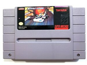 Cyber-Spin-SUPER-NINTENDO-SNES-Game-Tested-Working-amp-Authentic