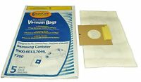 Bissell Digipro Canister Vacuum Bags - 5 Pack