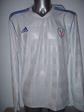 Dominican Republic ADIDAS L/S Shirt Jersey Soccer Adult XL Maglia BNWT Trikot A