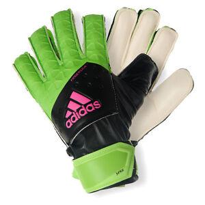 Image is loading adidas-Ace-Fingersave-Junior -Goalkeeper-Gloves-Football-Soccer- 65b7adb8af05