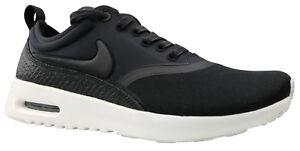 Details zu Nike Air Max 1 Thea Ultra PRM Damen Sneaker Turnschuhe schwarz Gr. 36 38,5 NEU