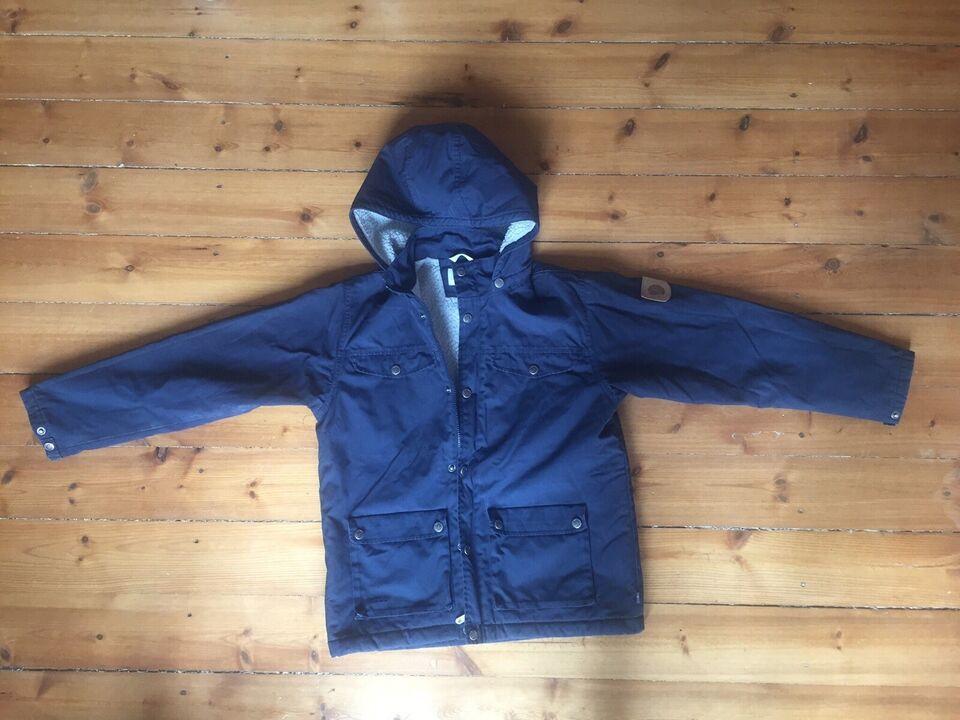 Vinterjakke, Kids Greenland Winter Jacket, Fjællræven