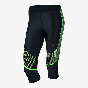 Discount Women Nike Power Speed 801694-023 Black Voltage Green For Sale