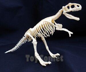 T-Rex Tyrannosaurus Dino Dinosaur Skeleton Display Figure 4D 3D Puzzle Model Kit
