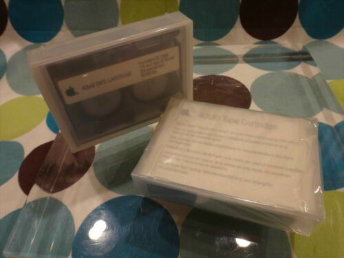 NEW Apple 40MB 40SC Tape Backup Cassette M2640 SCSI Macintosh Mac Vintage RARE