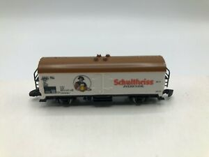 Marklin-Z-Scale-Mini-Club-8691-Beer-Car-Schultheiss-Pilsener-Part-of-Set