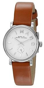 Marc-By-Marc-Jacobs-MBM1270-Women-039-s-Brown-Baker-Stainless-Steel-Watch-0715