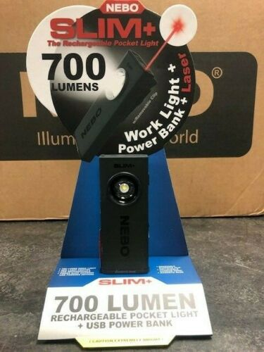 6859NEBO SLIM 700 LUMENS WORK LIGHT