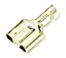 Female Dual Socket Bullet Terminal 3.8mm 100pcs 34-8948 B-16 Hero Japan Made