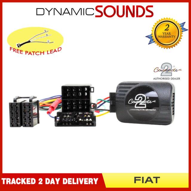 Connects 2 CTSFA 003.2 Tige Adaptateur Pour FIAT PUNTO 2000 /> 2006