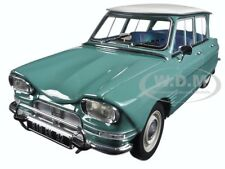 1964 CITROEN AMI 6 JADE GREEN 1/18 DIECAST MODEL CAR BY NOREV 181536