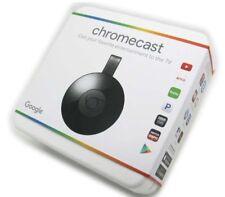 Google Chromecast Black jy 2nd Generation HD Media Streamer