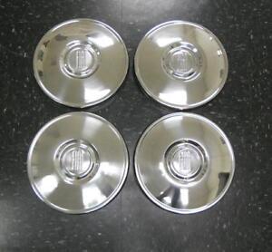 Hub-Cap-Set-for-Fiat-850-128-NEW-1084-SET