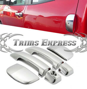 2007-2018-Toyota-Tundra-Double-Extended-Cab-4-Door-Chrome-Handle-Covers-no-PSKH