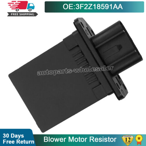 3F2Z18591AA YH-1715 Motorcraft HVAC Blower Motor Resistor Fit For Ford