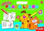 Sticker Floorpad Play & Learn 3 + Years by Yoyo Books (Paperback, 2012)