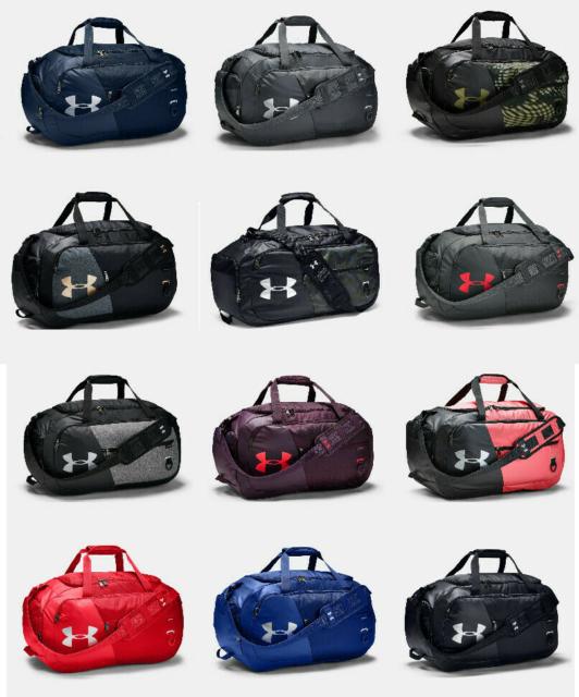 7843bc543f Under Armour UA Undeniable 4.0 Medium Duffle Bag All Sport Duffel Gym Bag