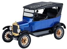 Motormax 1:24 Scale Die-Cast Collection 1925 Ford T-Touring BLUE