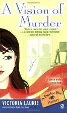 Psychic Eye Mystery: A Vision of Murder 3 by Victoria Laurie (2005, Paperback)