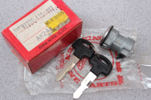 OEM HONDA GL500 GL650 VT500FT VT1100C COVER LOCK FILLER LID KEY 37220-439-007