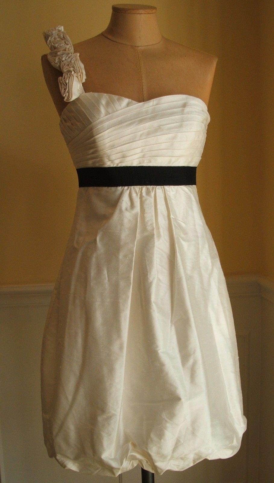 Woherren Weiß Dress by Phoebe Couture - Prom Dress - Größe 2