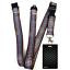 Black-CHECKERS-Standard-size-ID-card-badge-and-lanyard-neck-strap-holder-SPIRIUS thumbnail 42