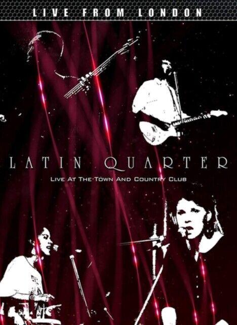 Latina Trimestre - Live From Londres Nuevo DVD