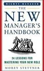 The New Manager's Handbook by Morey Stettner (Hardback, 2006)