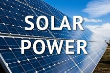 Solar Power ebook with over 45 PLR Alternative Energy Articles with ~~~ MRR