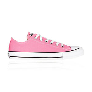Mens Womens Unisex Pink Diversified In Packaging Converse Chuck Taylor All Star Low Casual Shoes