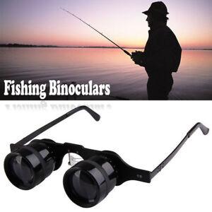 10x34-Optical-Glasses-Eyeglasses-Hand-Free-Outdoor-Fishing-Binoculars-Telescope