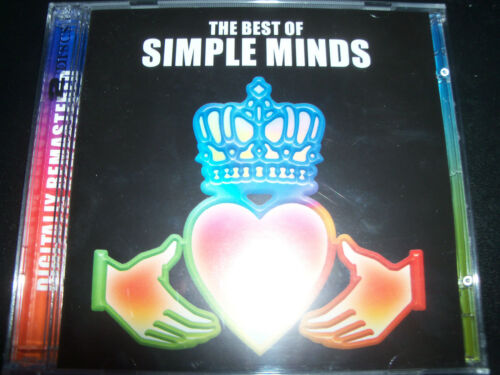 1 of 1 - Simple Minds The Very Best of Greatest Hits (Australia) 2 CD - New