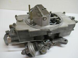 1958 Ford & Thunderbird Autolite 4100  Carb Carburetor:  EDC 332/352 engine.
