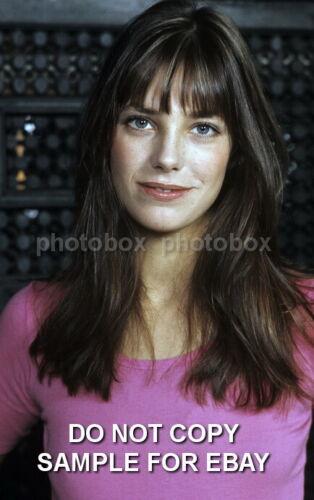 Jane Birkin Exclusive Unpublished PHOTO Ref 250