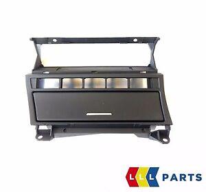 BMW-Nuovo-OEM-3-E46-Consolle-Centrale-Contenitore-Radio-Supporto-Con-Cover-LHD