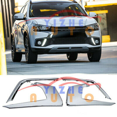 Steel Rear Bumper Sill Protector Cover For Mitsubishi ASX Outlander Sport RVR