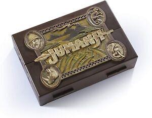 Jumanji Miniature Electronic Game Board Dice Beating Tribal Drums Lights Sounds