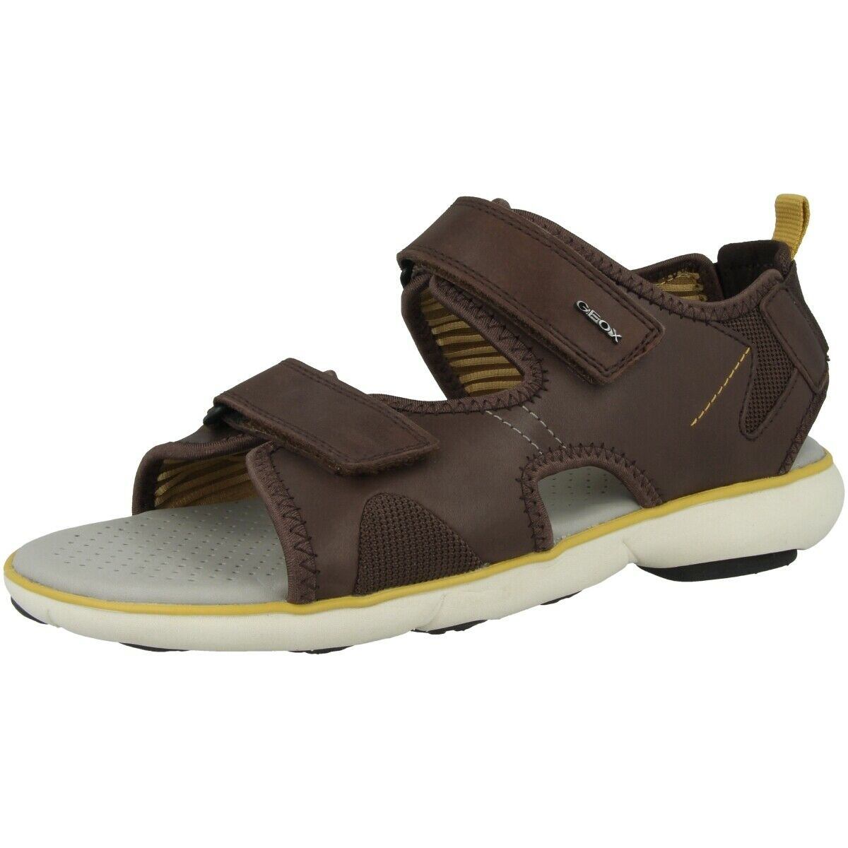 Geox u Nebula lb shoes Men's Sneakers Men Low shoes Brown U926WB00043C0723