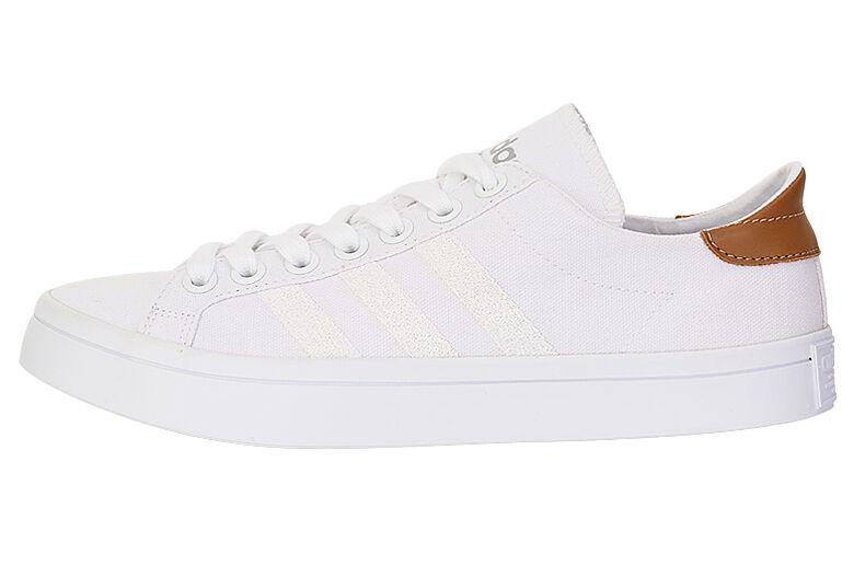 Adidas Original Court Vantage (BY9231) Turnschuhe Athletic schuhe Skateboard Weiß