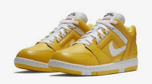 6fc6ff67 Nike SB AF2 Low Supreme Varsity Maize White Air Force AA0871 717 12 ...