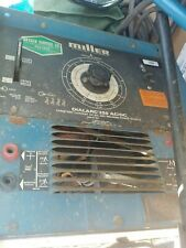Miller Dialarc 250 Welder With Tweco Stinger Amp New Ground Clampfree Shipping
