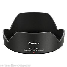 Canon EW-73C Lens Hood for the Canon 10-18mm Wide angle IS STM Lenses
